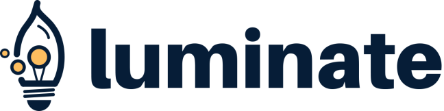 Luminate Mobile Logo